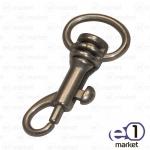 Карабин PS01 HS01 - 12.7 мат/никель
