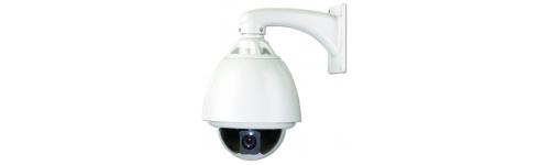 Скоростные купольные камеры видеонаблюдения