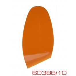 Профилактика формовая Mirror N3 цвет оранжевый, Италия