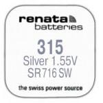 RENATA R315 (SR716SW)