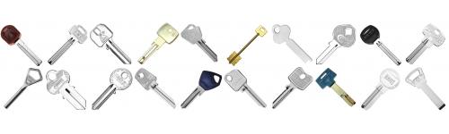 Ключи, замки, станки, расходники